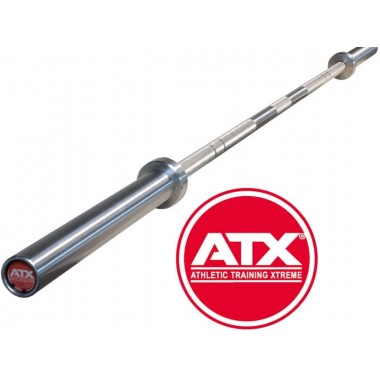 ATX Power Bar Chrome - Centre Knurl