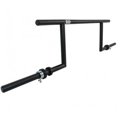 ATX® Olympic Cambered Squat Bar DISCOUNTED FLOOR MODEL