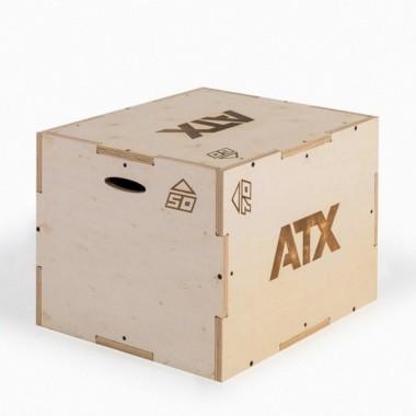 ATX Wooden Plyo Box