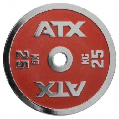 ATX Olympic 25kg Powerlifting Plate