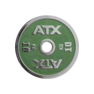 ATX Olympic 10kg Powerlifting Plate