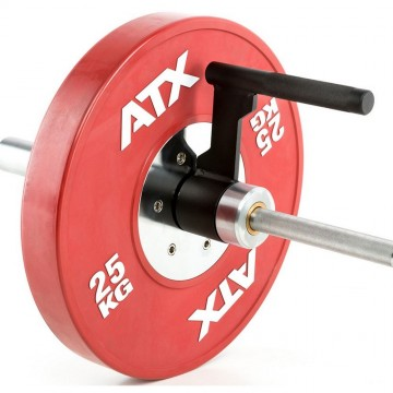 One Arm Row Barbell Handle