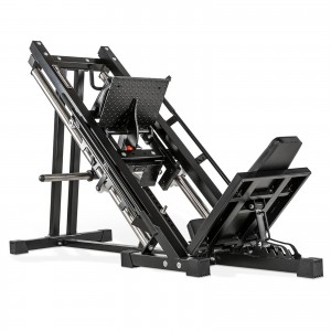 Barbarian Leg Press Hack Squat Machine
