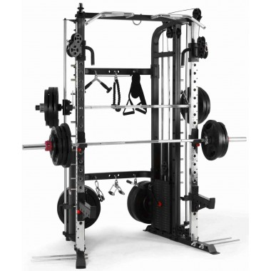 Barbarian MONSTER Gym-150kgs of weights FREE!