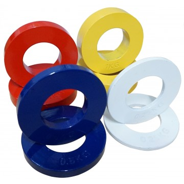 Fractional Olympic Plates
