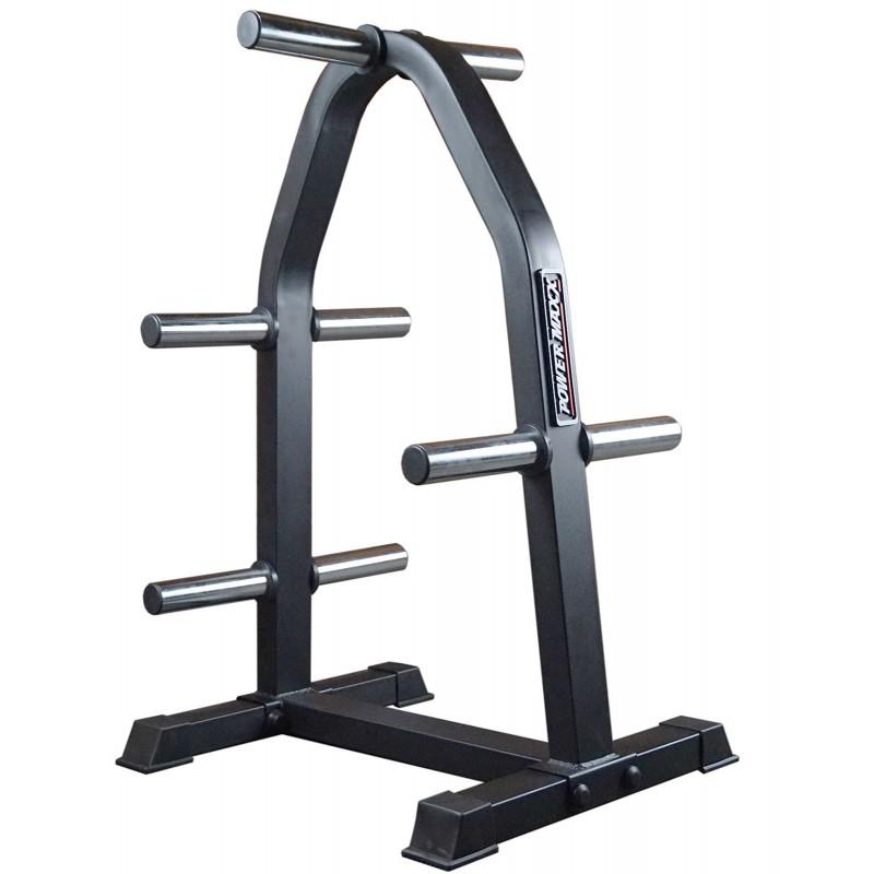 Bumper Olympic Plate Rack ...  sc 1 st  Sam\u0027s Fitness & Power Maxx Olympic Weight Plate Rack | Bumper Plate Rack | Sam\u0027s Fitness