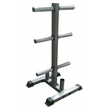 Power Maxx Olympic Weight Plate Stand
