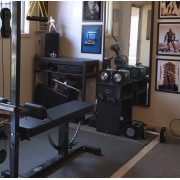 Duanes Compact Ironmaster Gym