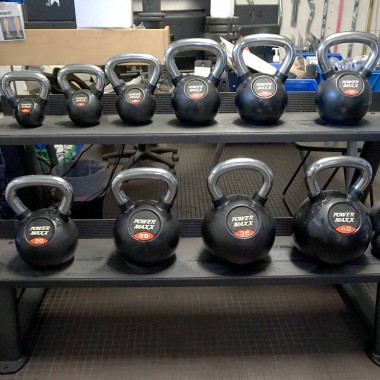 Power Maxx Kettlebells - Floor Stock