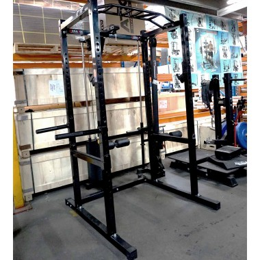 DISCOUNTED Megatec Power Rack System 115 kgs Stack Weight