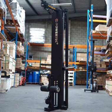 Powertec Lat Tower Option Plate Loaded - Floor Model