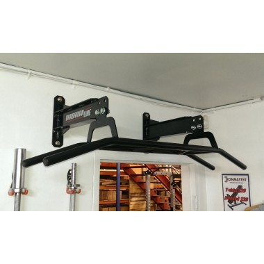 Barbarian Chin Up Bar - Wall or Ceiling Mount - Floor Model