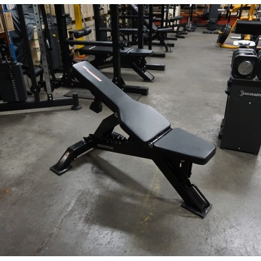 Barbarian Warrior Bench Slim Backrest - Floor Model