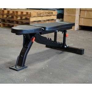 Barbarian Weight Lifting Bench with Decline - Floor Model