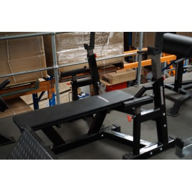 Barbarian Commercial Bench Press - Floor Model