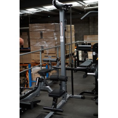 Barbarian Lat Pulldown Plate Loaded - Floor Model