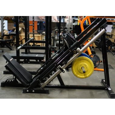 Barbarian Leg Press Hack Squat Machine Floor Model