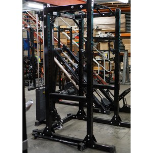Barbarian Commercial Power Cage System - Floor Model