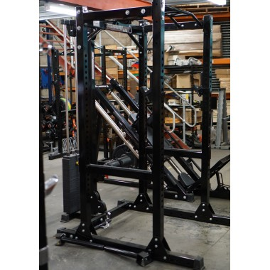 Barbarian Commercial Power Cage - Floor Model