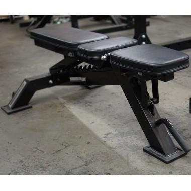 Barbarian Warrior Flat Incline Bench - Floor Model