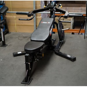Megatec Lever Arm Multi Press - Floor Model