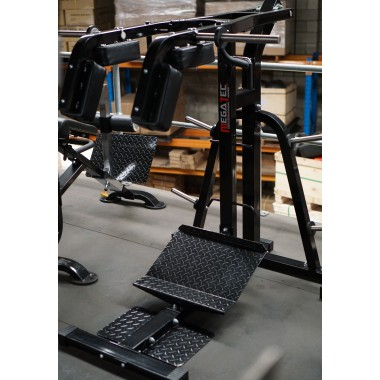 MegaTec Squat Calf Machine - Floor Model