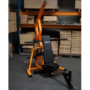 Megatec Triplex Multi Gym - Floor Model