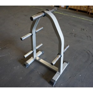 Power Maxx Olympic Weight Plate Rack