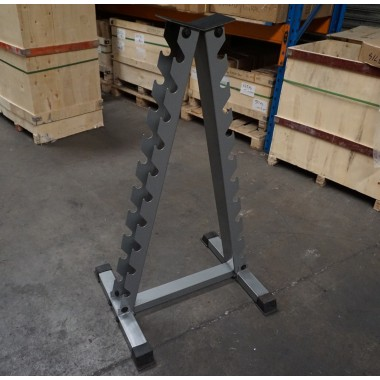 10 Pair Dumbbell Stand - Floor Model