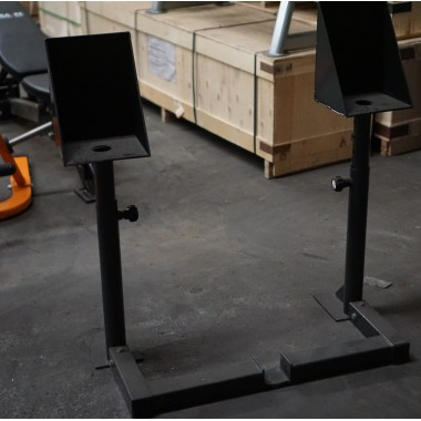 Ironmaster Dumbbell Spotting Stands - Floor Model