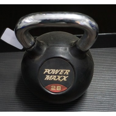 Power Maxx 28kg Kettlebell - Floor Model