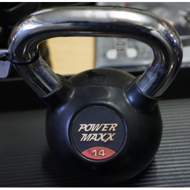 Power Maxx 14kg Kettlebell - Floor Model