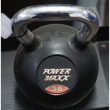 Power Maxx 36kg Kettlebell - Floor Model