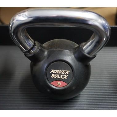 Power Maxx 8kg Kettlebell - Floor Model