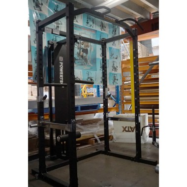 DISCOUNTED POWERTEC POWER RACK SYSTEM WB-PR16