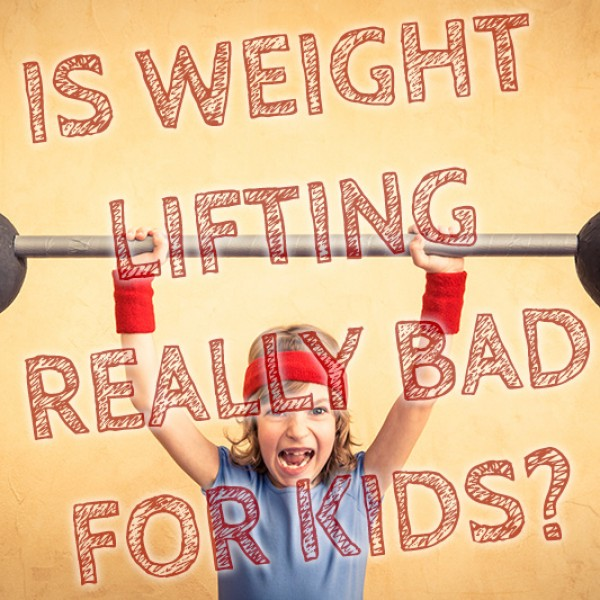 What Age To Start Weight Lifting