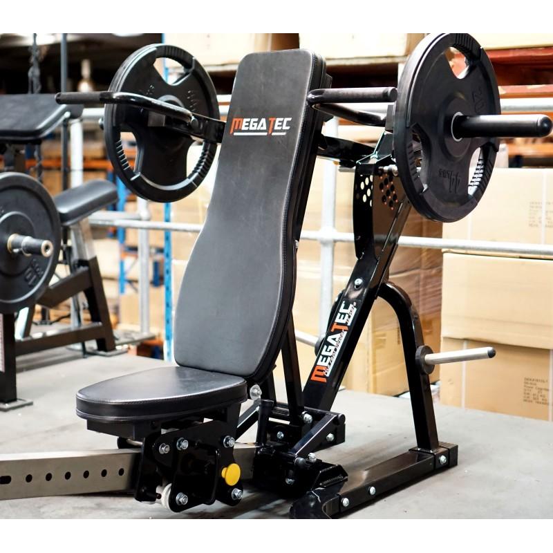 Megatec leverage multi press mt la mp bench press shoulder press sam 39 s fitness Leverage bench press