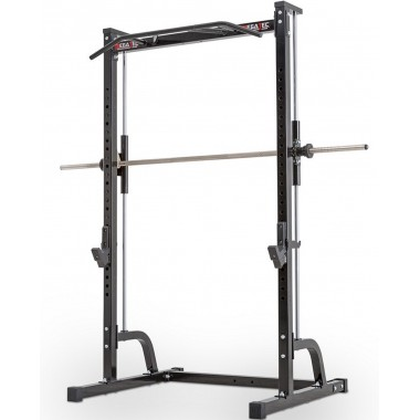 MegaTec Smith Machine Half Rack