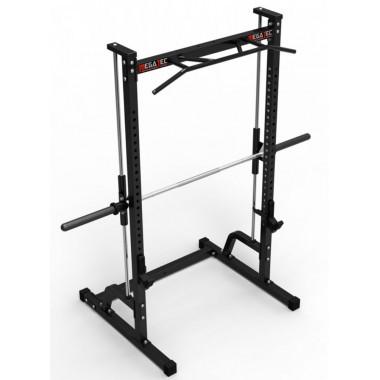 Megatec Smith Machine Half Rack