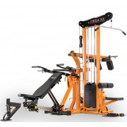 Micks Sick Multiplex Home Gym