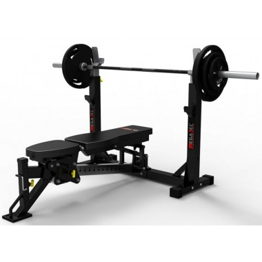 Megatec Olympic Bench Press