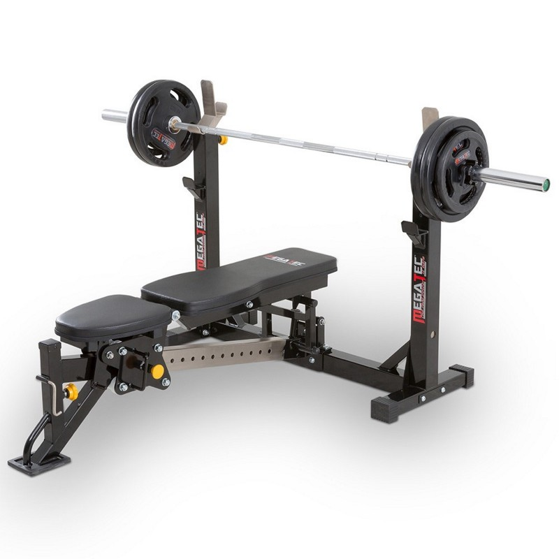 Megatec Olympic Bench Press Mt Ob Ds Functional High
