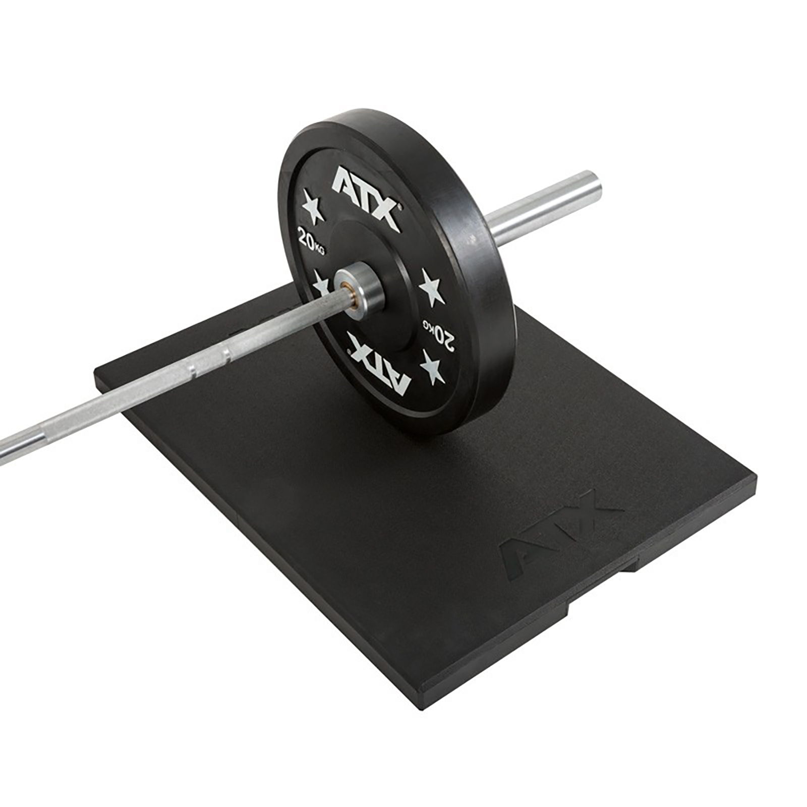 weight drop plate