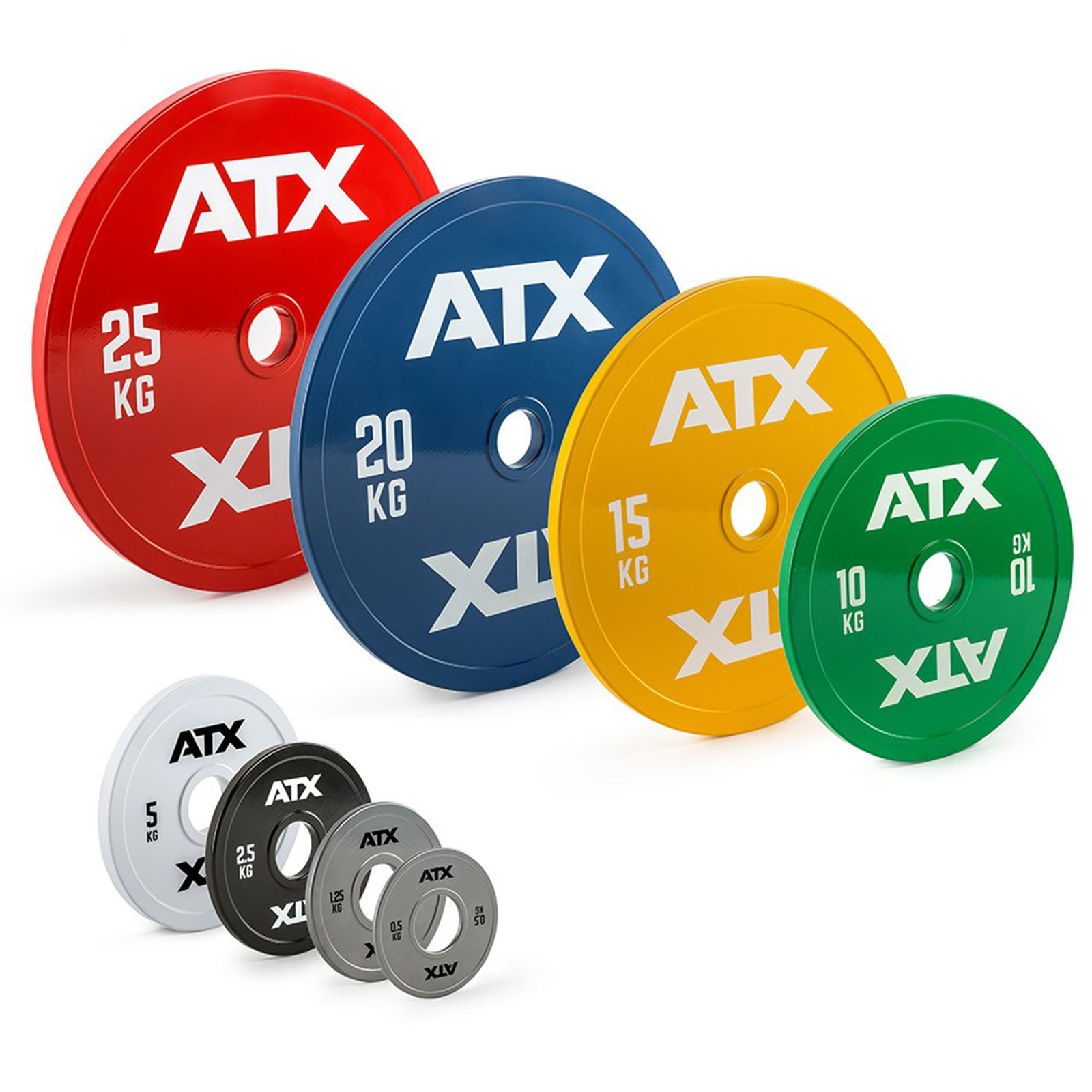 powerlifting discs