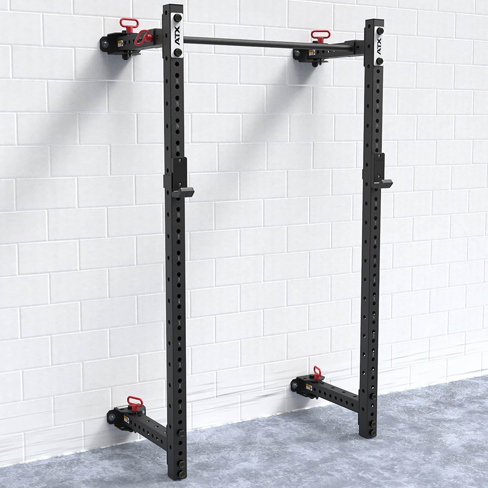 wall mounted squat rack