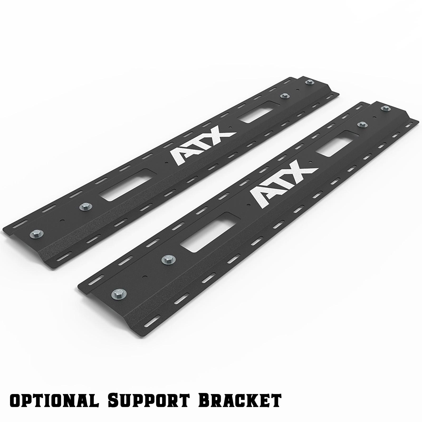 atx folding wall mounted rack