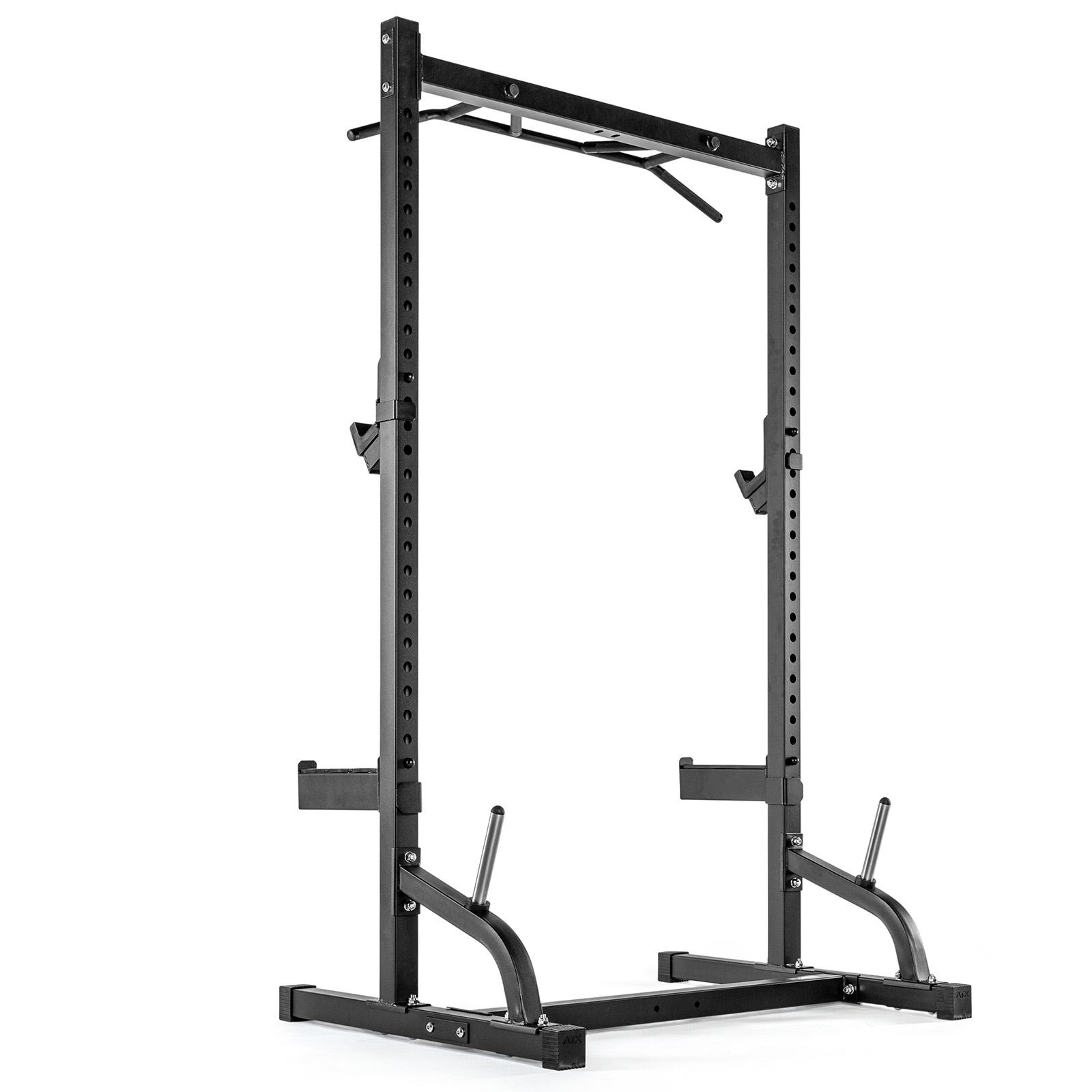 half rack home gym