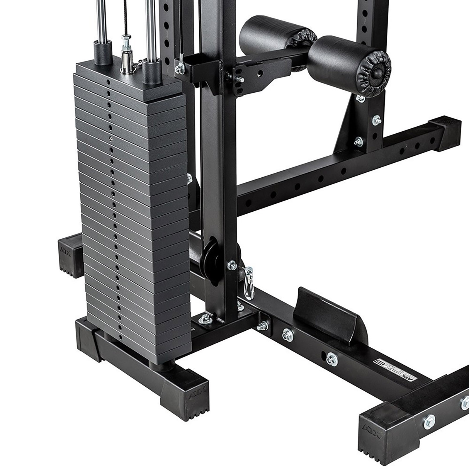 atx stack weight pulldown