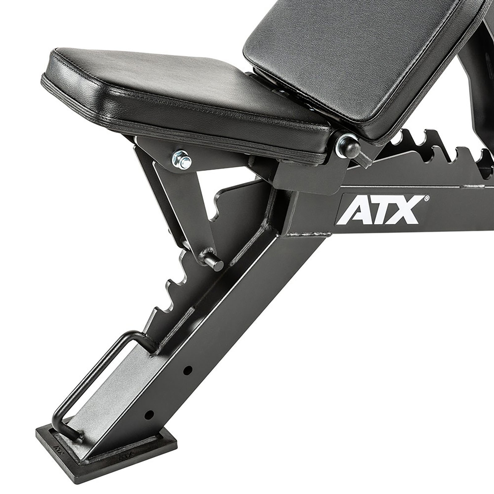 11 Bench Adjustment Angles. 3 Seat Angles