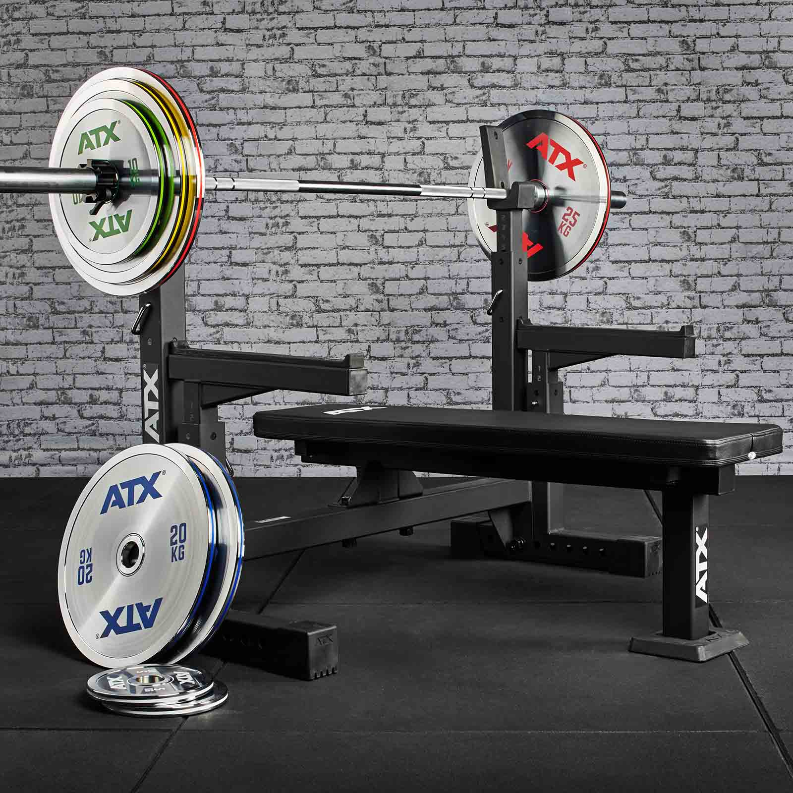 competition bench press